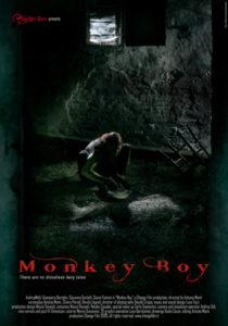 MONKEY BOY POSTER
