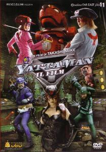 YATTAMAN-IL FILM