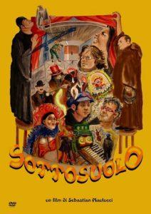 copertina docufiction di Sebastian Maulucci