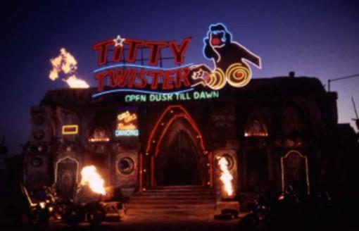 "Titty Twister ""Dal tramonto all'alba"""