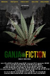 LOCANDINA Ganja Fiction The Movie 2015