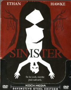 Sinister steelbook