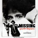 Missing Costa-Gavras