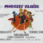 Modesty Blaise, la bellissima che uccide