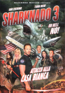 Sharknado3dvd