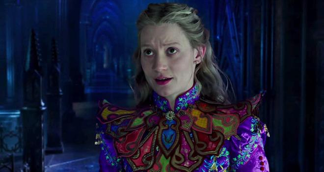 Alice attraverso lo specchio il primo trailer - Film alice attraverso lo specchio ...