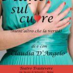 Locandina Claudia D'Angelo