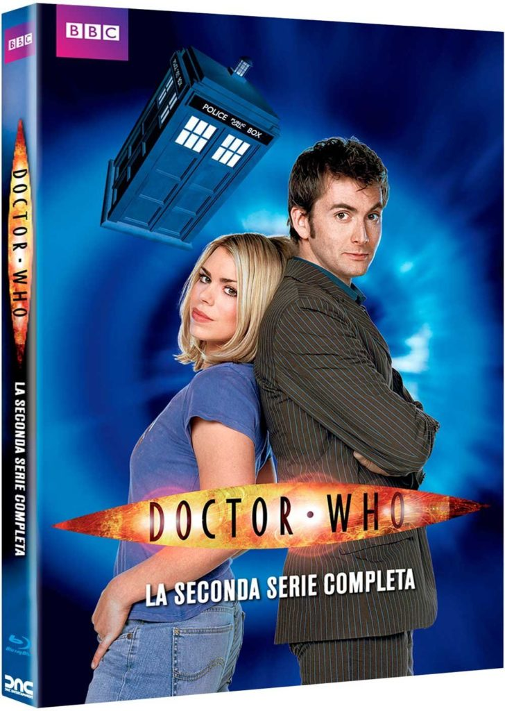 Doctor Who La seconda serie completa