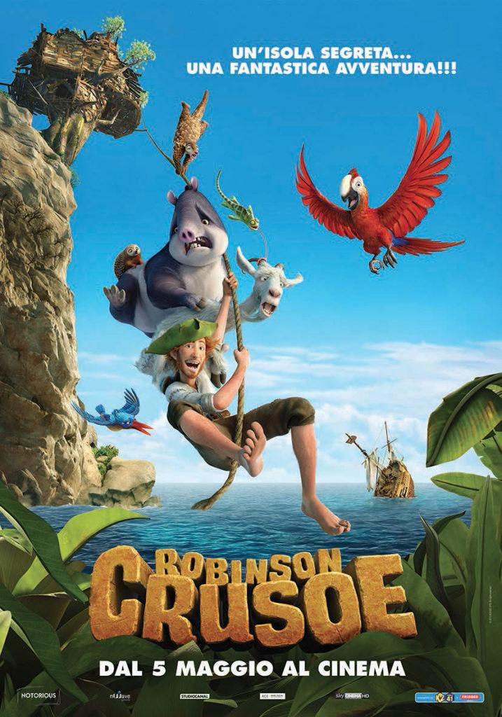 Robinso Crusoe