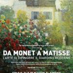 Da Monet a Matisse. L'arte di dipingere il giardino moderno