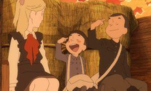 Giovanni's island japan soviet union animation