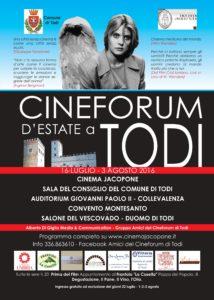 Cineforum d'Estate a Todi