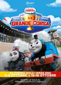 Trenino Thomas - La Grande Corsa