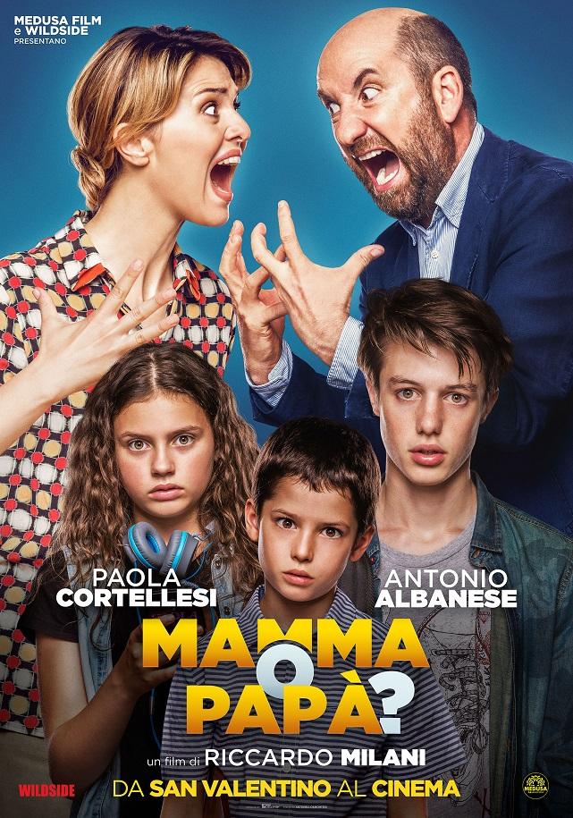 MAMMA O PAPA'