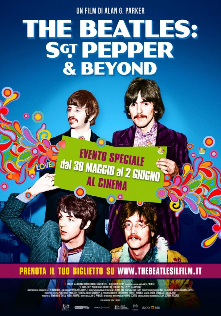 Taxidrivers_THE BEATLES SGT PEPPER & BEYOND