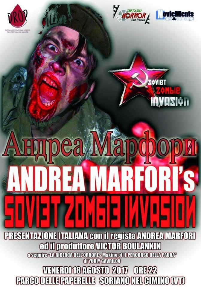 Taxidrivers_Andrea Marfori_Soviet Zombie Invasion