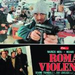 Taxidrivers_RRoma violenta_Franco Martinelli_Maurizio Merli_Stasera in tv