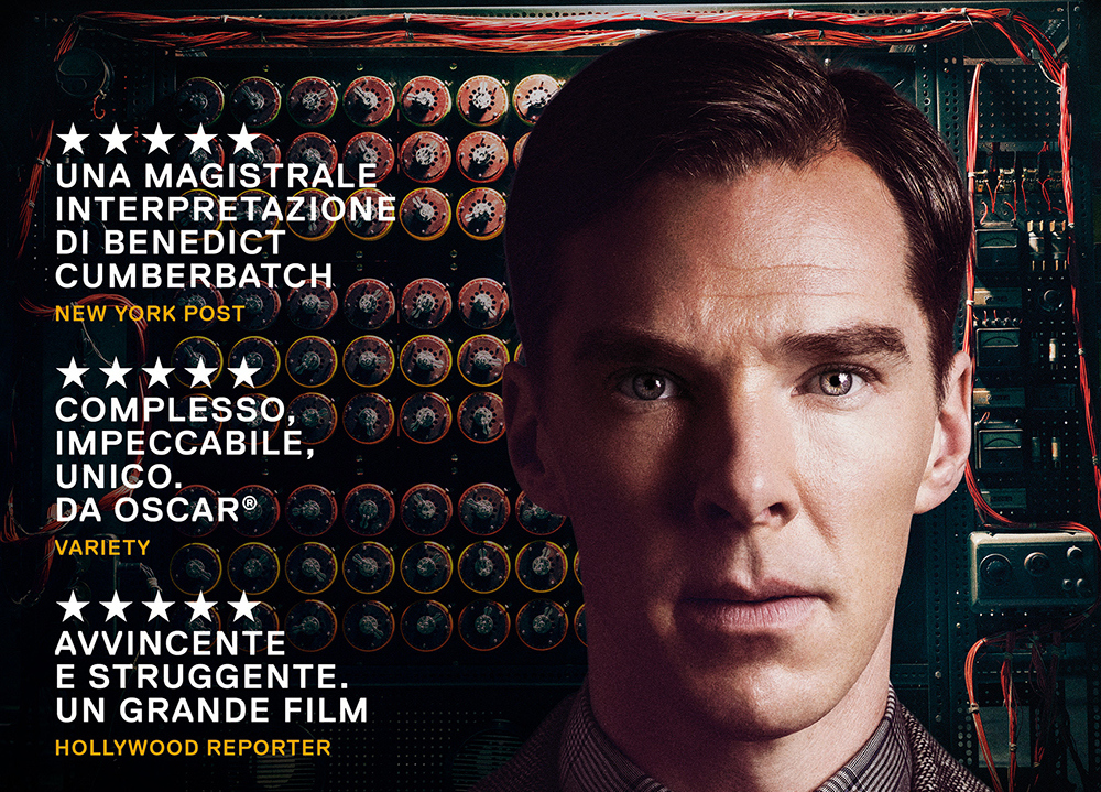 Taxidrivers_The Imitation Game_Morten Tyldum_Stasera in tv