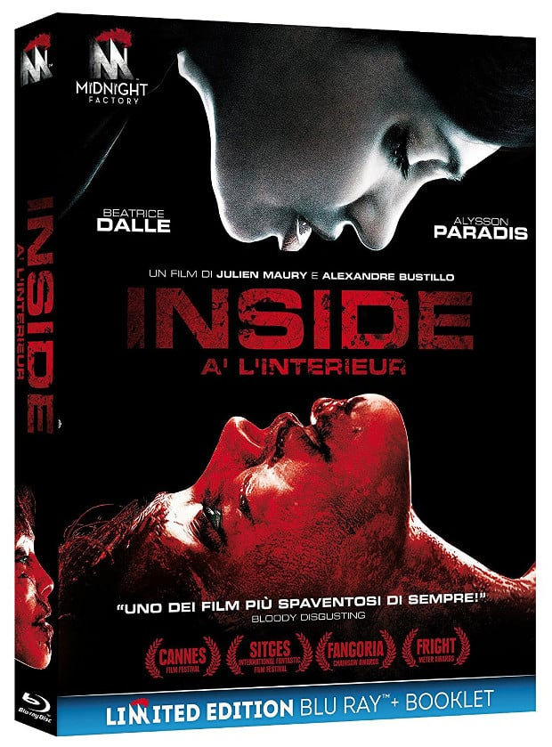 Inside l int rieur finalmente in italia lo for Inside a l interieur
