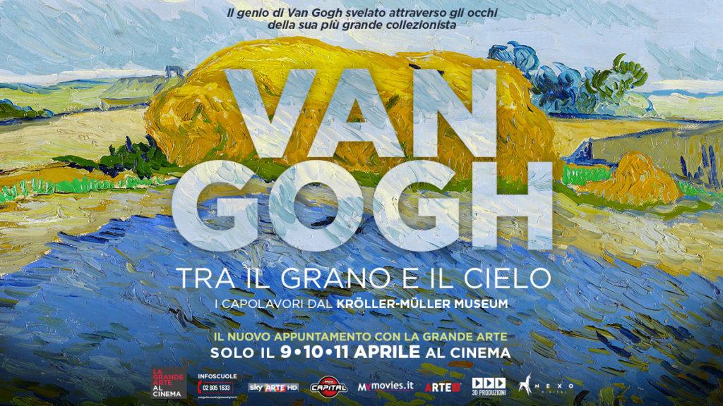Taxi Drivers_Nexo Digital_Van Gogh tra il Grano e il Cielo_in sala