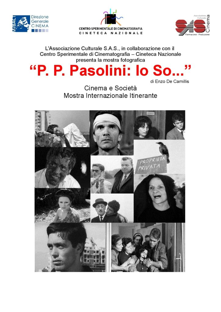 Pasolini_De Camillis