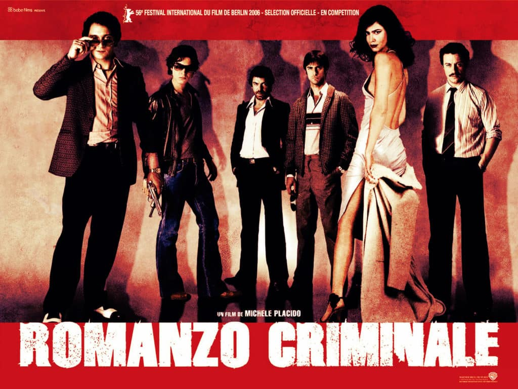 romanzo criminale film