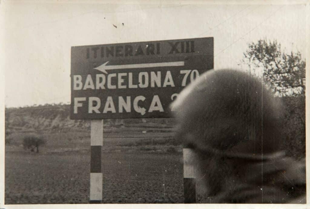 Verso Barcellona ©Ufficio Storico Stato Maggiore dell'Esercito j