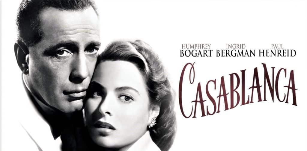 Stasera In Tv Su Iris Alle 21 Casablanca L Indimenticabile