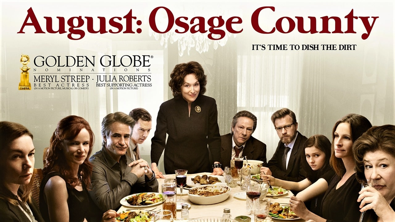Stasera in tv su Rai Movie alle 21,10 I segreti di Osage County ...