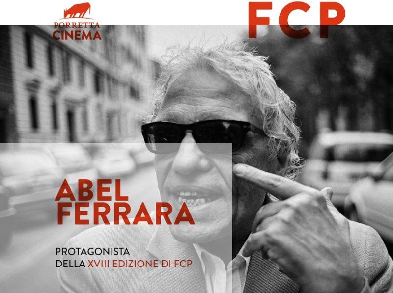 Citto Maselli e Abel Ferrara premiati al FCP Porretta Terme 2019