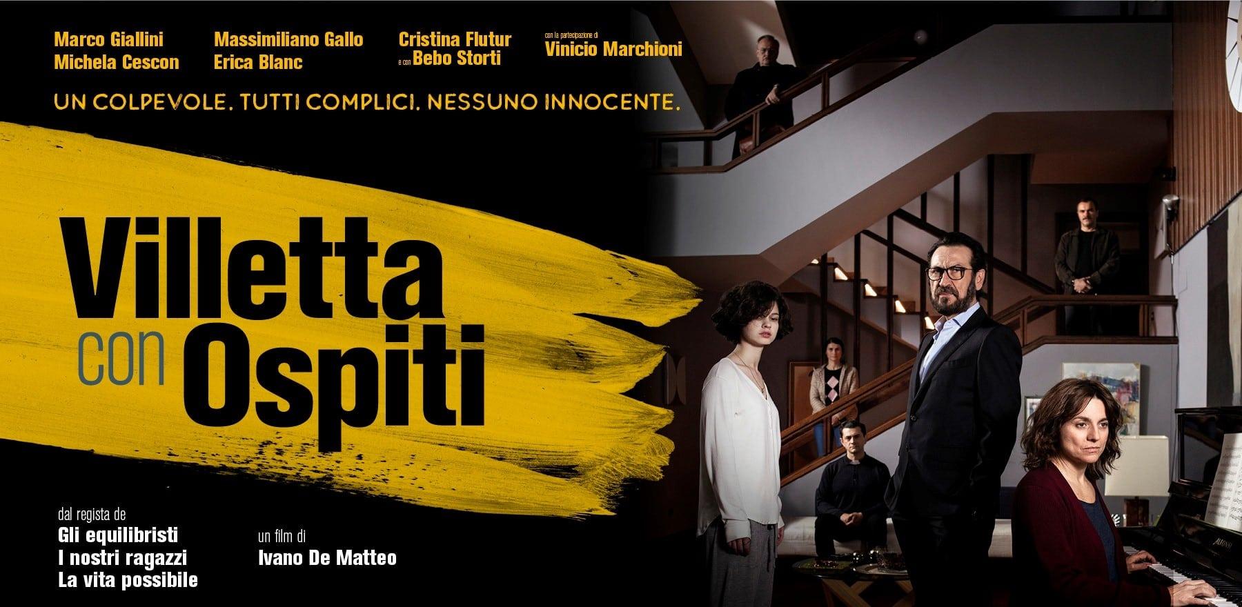 Villetta con ospiti di Ivano De Matteo