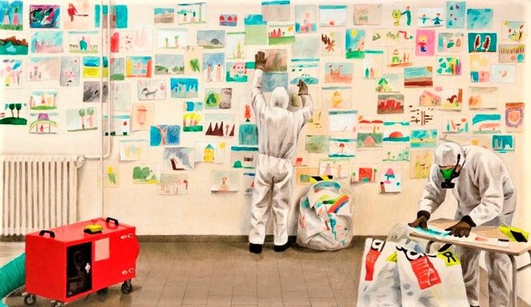 Il muro bianco di Andrea Brusa e Marco Scotuzzi