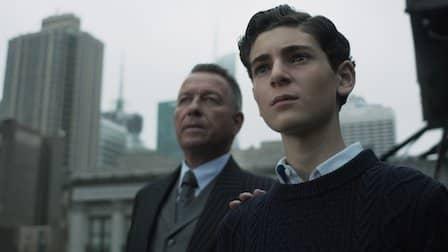 Guarda Il sindaco di Gotham. Episodio 4della Stagione3.