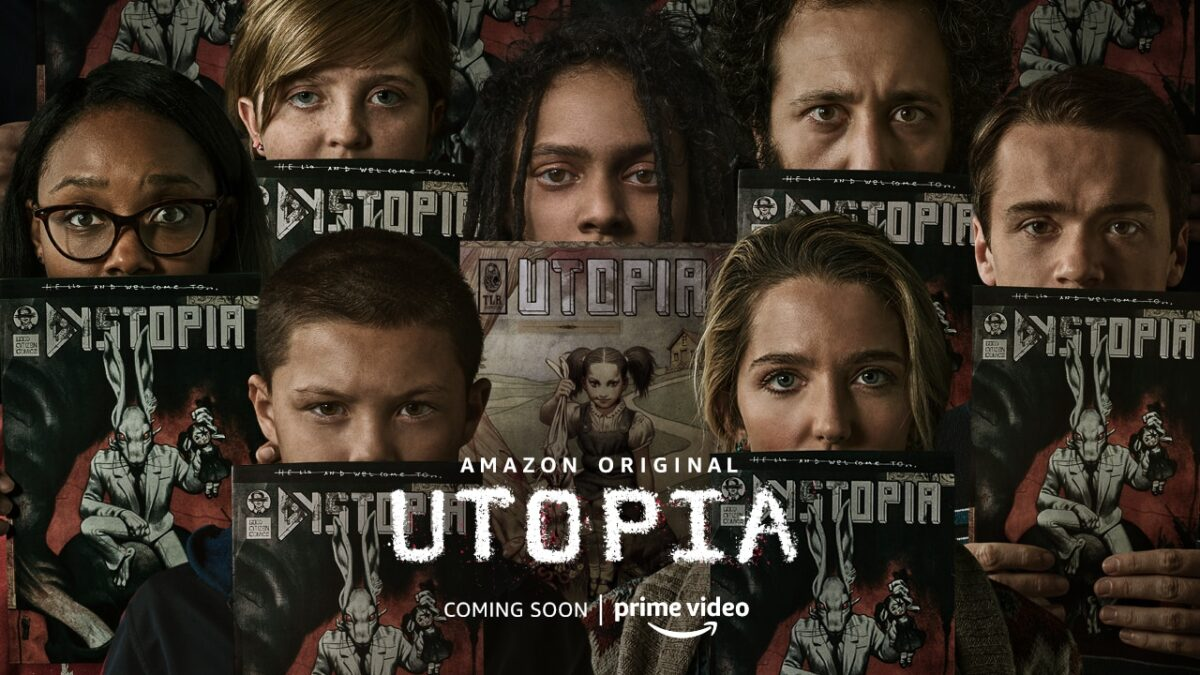 Utopia: il trailer della serie remake targata Amazon presentato al Comic-Con@Home