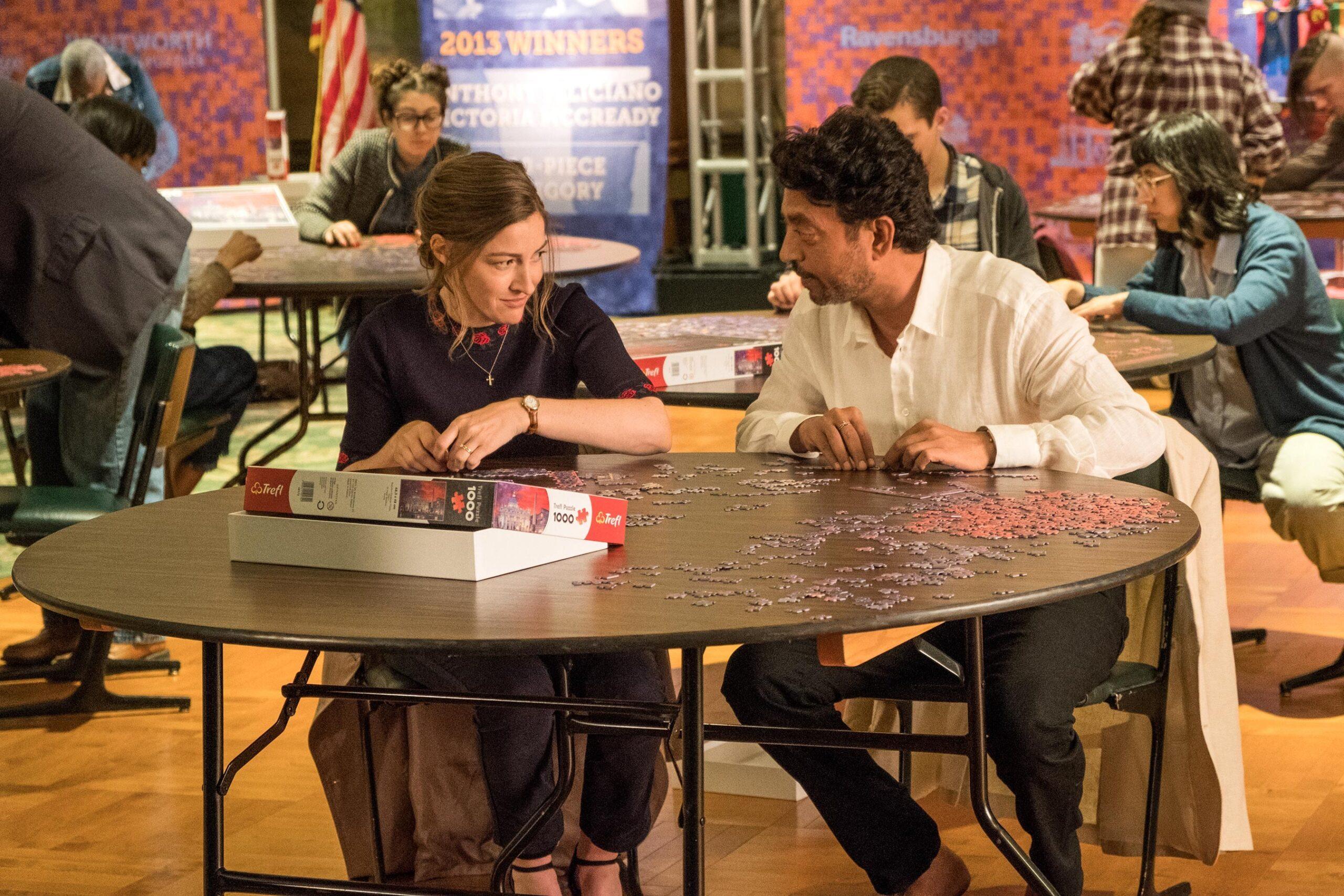 Puzzle film