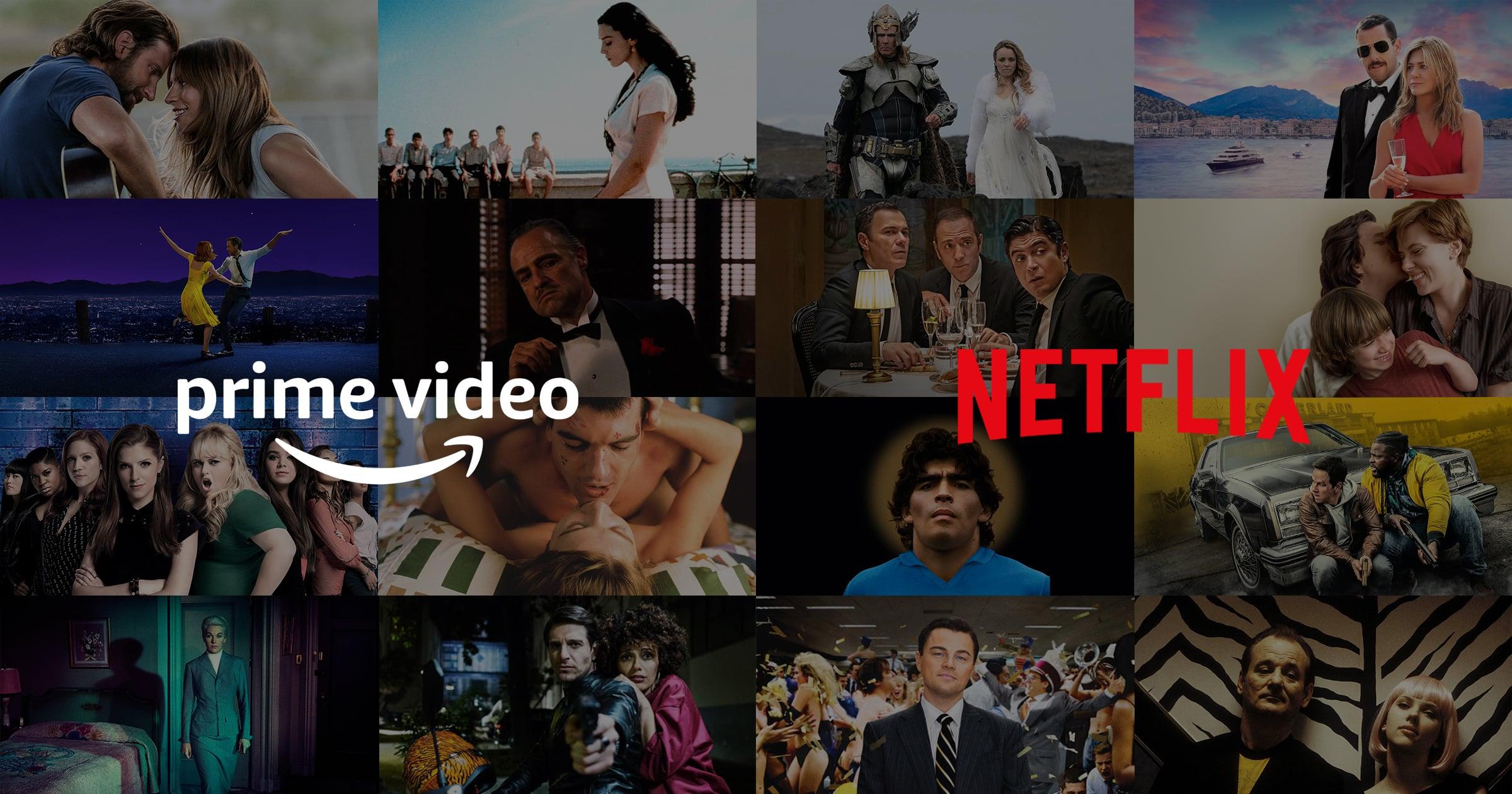 agosto guardare amazon prime video netflix