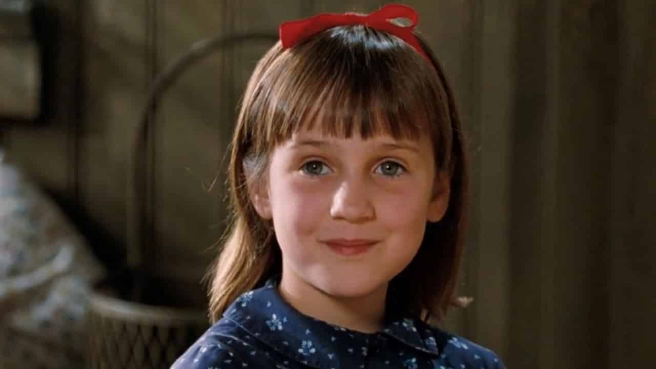 Matilda sei mitica