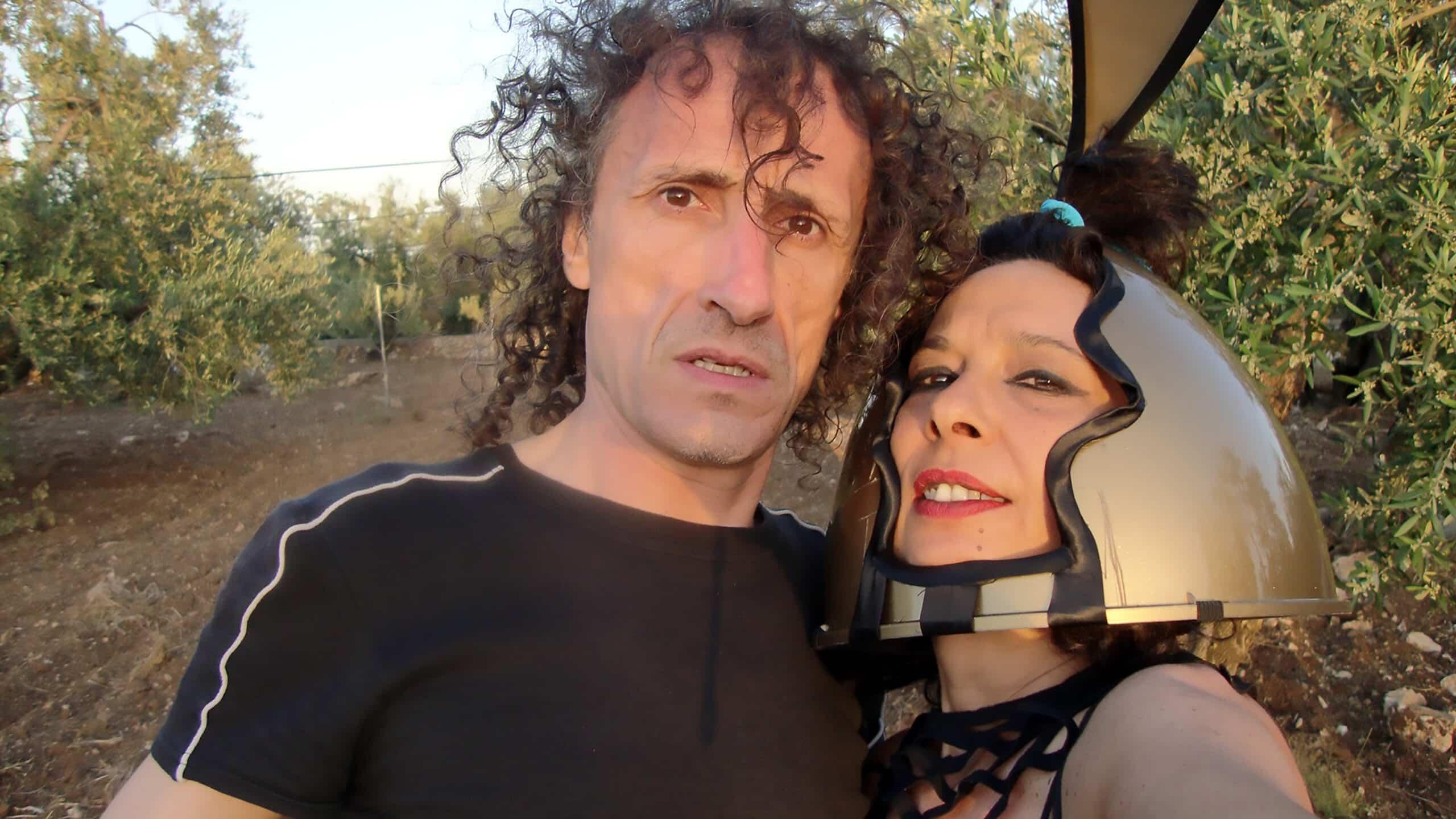Rezza e Mastrella intervista