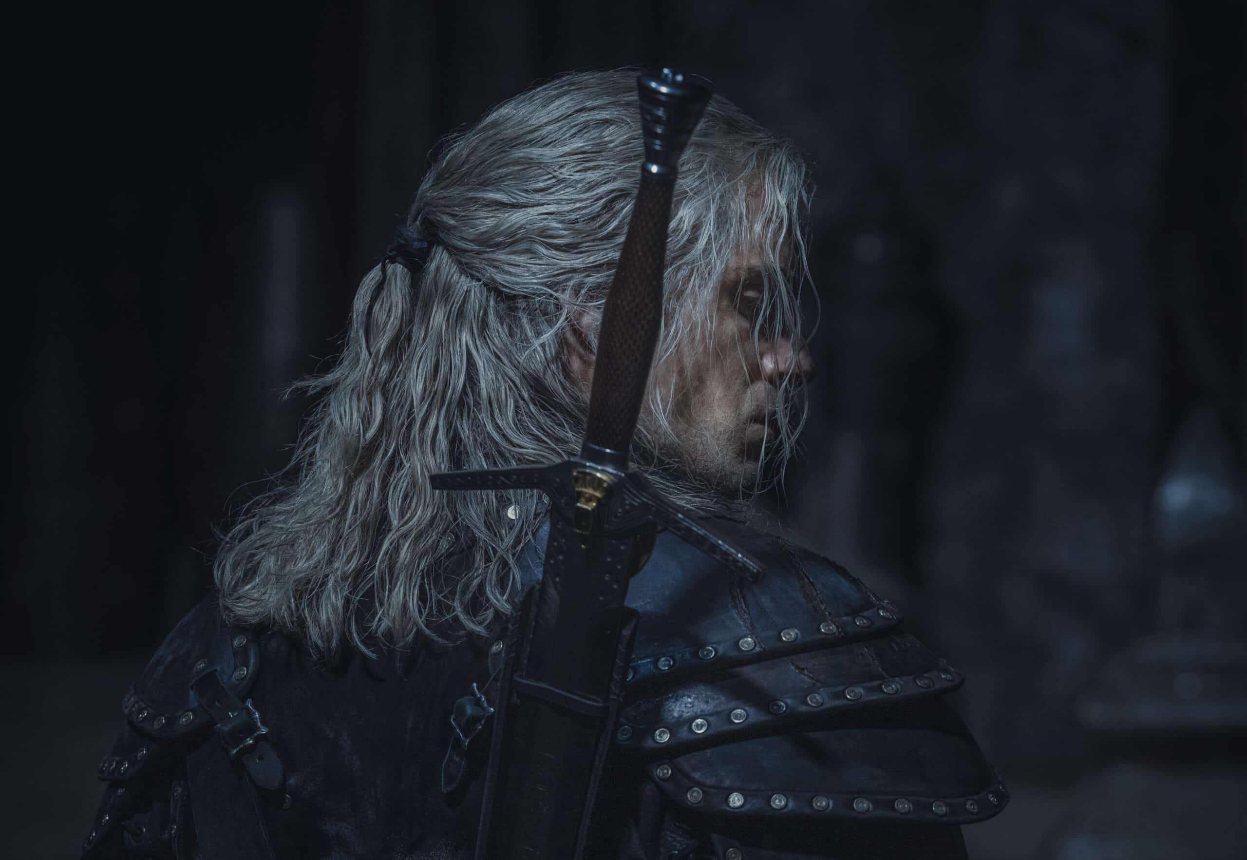 The Witcher _label