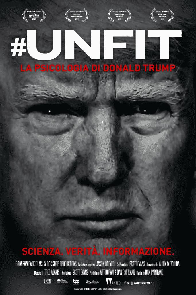 Unfit – La psicologia di Donald Trump di Dan Partland - Taxidrivers.it