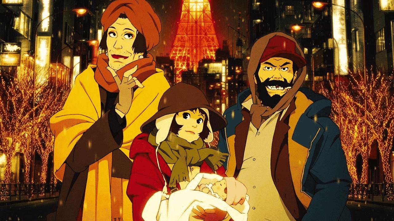 Tokyo Godfathers di Satoshi Kon 10 film di Natale