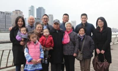 Nella mia famiglia di Hao Wu