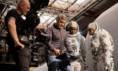 ultimo film di Clooney The Midnight sky