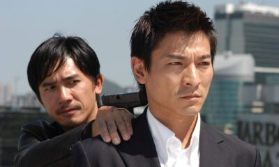 Once Upon a Time in Hong Kong Tony Leung Andy Lau