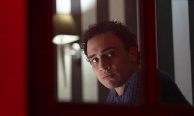 Simone Liberati nel ruolo di Ettore