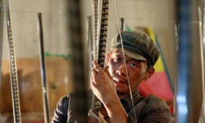 One second di Zhang Yimou