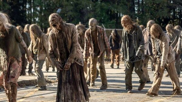 The Walking Dead stagione finale