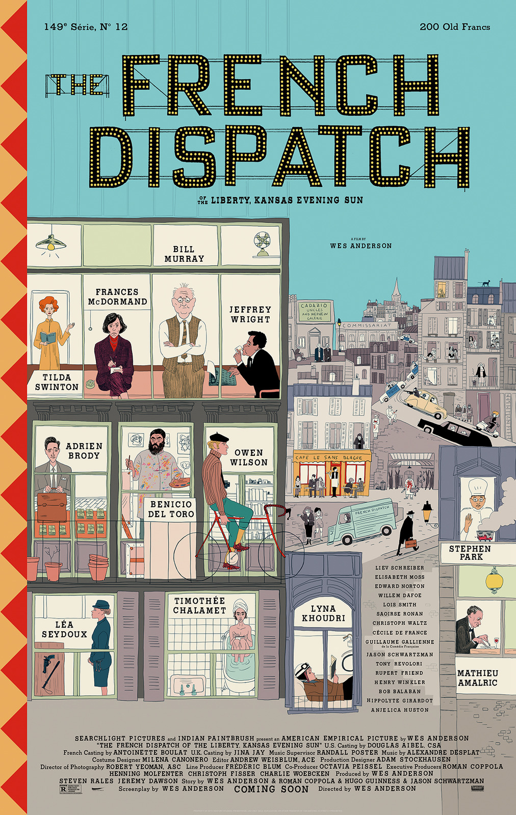 the french dispatches