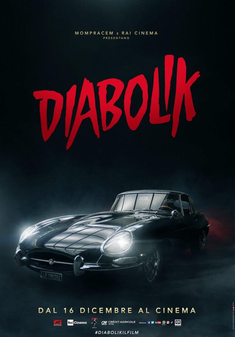 Diabolik il trailer