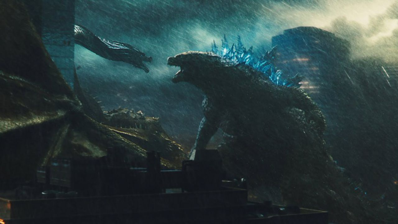 Godzilla II King of the Monsters Infinity+ settembre